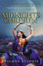 Cover for Midnight's Children by Salman Rushdie