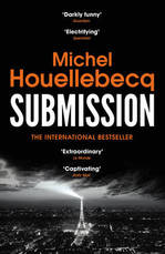 Cover for Submission by Michel Houellebecq