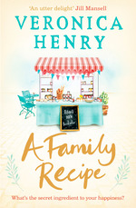 Cover for A Family Recipe by Veronica Henry
