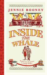 Cover for Inside the Whale by Jennie Rooney