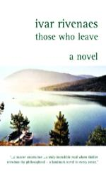 Cover for Those Who Leave by Ivar Rivenaes