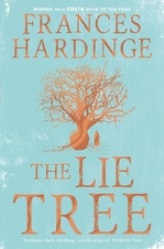 Cover for The Lie Tree Special Edition Book of the Year by Frances Hardinge