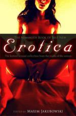 The Mammoth Book of Best New Erotica : Volume 8