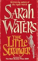 Cover for The Little Stranger by Sarah Waters
