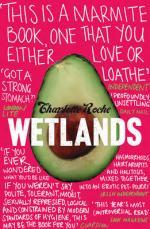Cover for Wetlands by Charlotte Roche