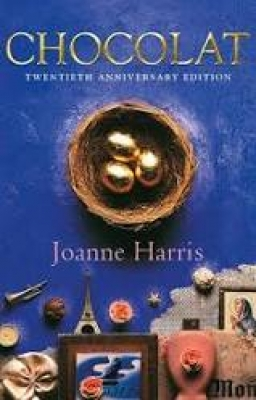 Book Cover for Chocolat by Joanne Harris
