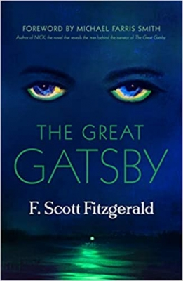 Cover for The Great Gatsby by F. Scott Fitzgerald