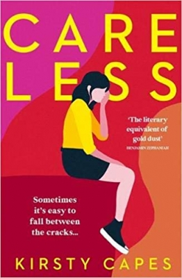 Cover for Careless by Kirsty Capes