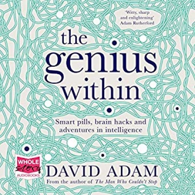 Cover for The Genius Within by David Adam