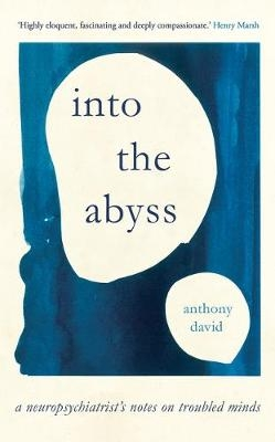 Cover for Into the Abyss by Professor Anthony David