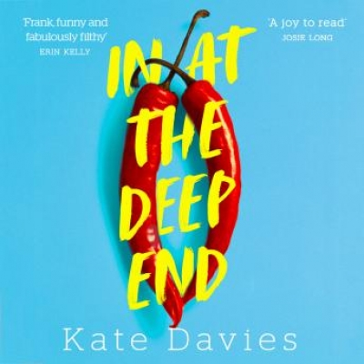 Cover for In at the Deep End by Kate Davies