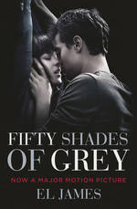 Cover for Fifty Shades of Grey by E. L. James