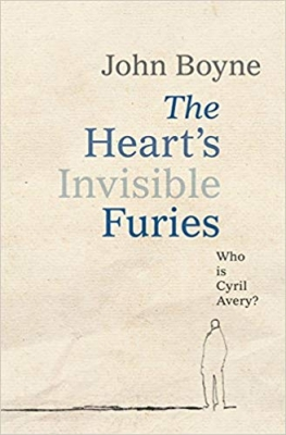 Cover for The Heart's Invisible Furies  by John Boyne