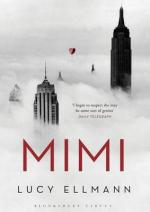 Cover for Mimi by Lucy Ellmann