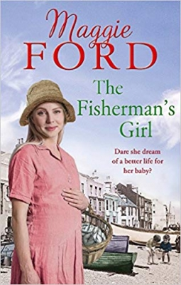 Cover for The Fisherman's Girl by Maggie Ford