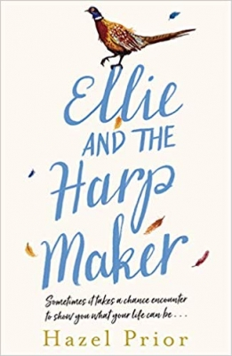 Cover for Ellie and the Harpmaker by Hazel Prior