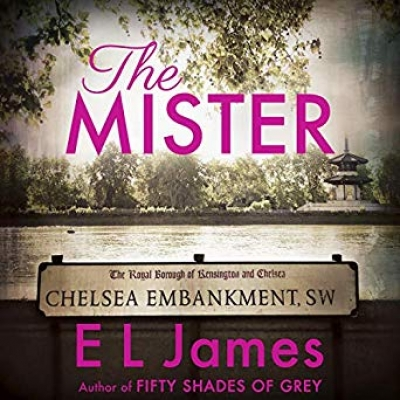 Cover for The Mister by E L James