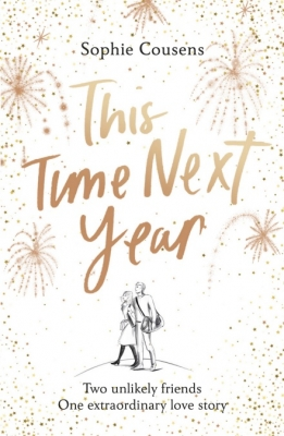 Cover for This Time Next Year by Sophie Cousens