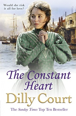 Book Cover for The Constant Heart by Dilly Court