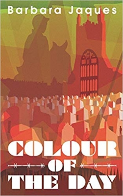 Cover for The Colour of the Day by Barbara Jaques