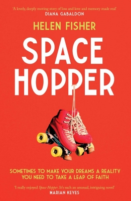 Cover for Space Hopper by Helen Fisher