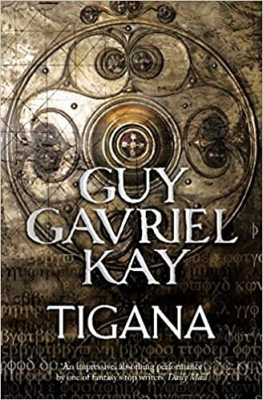 Book Cover for Tigana by Guy Gavriel Kay