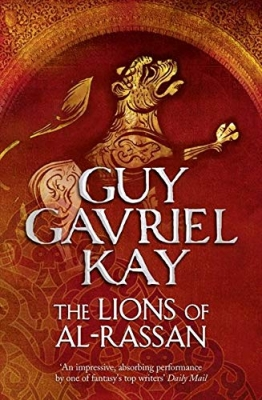 Book Cover for The Lions of Al-Rassan by Guy Gavriel Kay