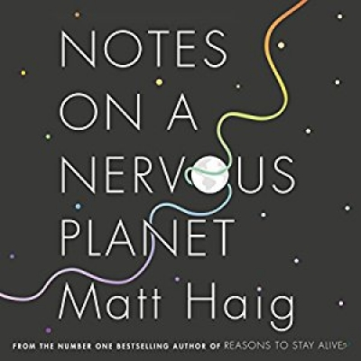 Book Cover for Notes on a Nervous Planet by Matt Haig