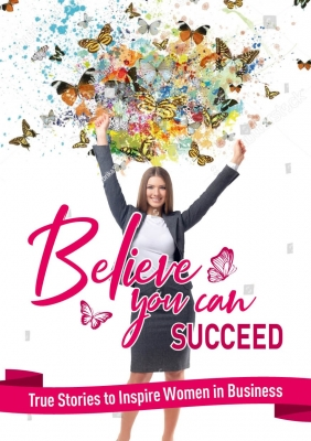 Cover for  Believe You Can Succeed by Sue Williams