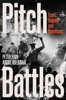 Book Cover for Pitch Battles