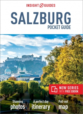 Book Cover for Insight Guides Pocket Salzburg by Insight Guides