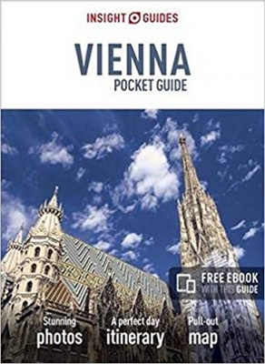 Book Cover for Insight Guides Pocket Vienna by Insight Guides