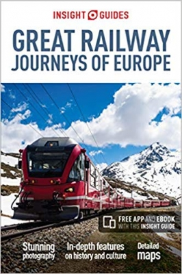Book Cover for Insight Guides Great Railway Journeys of Europe by Insight Guides