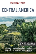 Book Cover for Insight Guides Central America by Insight Guides