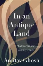 Cover for In An Antique Land by Amitav Ghosh