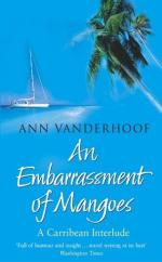 Cover for An Embarrassment of Mangoes by Ann Vanderhoof