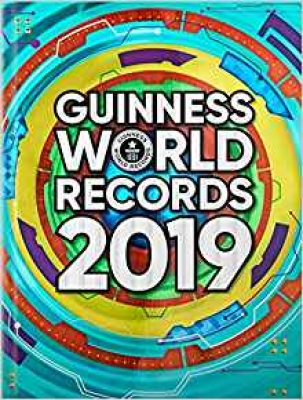 Cover for Guinness World Records 2019 by Guinness World Records