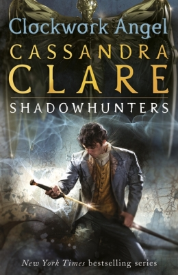 Book Cover for Clockwork Angel by Cassandra Clare