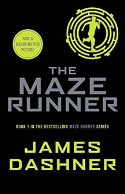 Cover for The Maze Runner by James Dashner