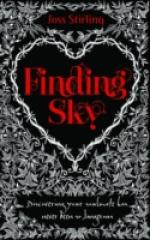 Cover for Finding Sky by Joss Stirling