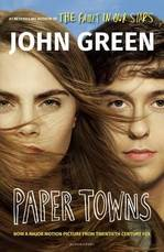 Cover for Paper Towns by John Green