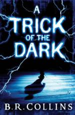 Cover for A Trick of the Dark by B. R. Collins