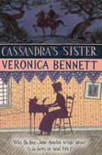 Cover for Cassandra's Sister by Veronica Bennett