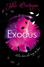 Cover for Exodus by Julie Bertagna
