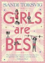 Cover for Girls are Best by Sandi Toksvig