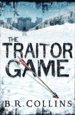 Cover for The Traitor Game by B. R. Collins
