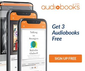 Three Free Audiobooks