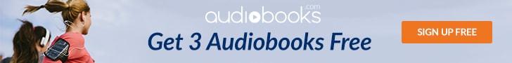Three Free Audiobooks Leader