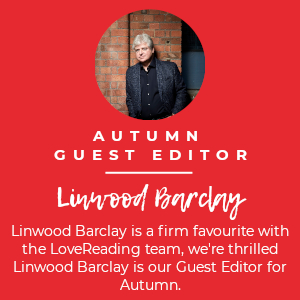 Autumn 2021 Guest Editor Linwood Barclay MPU