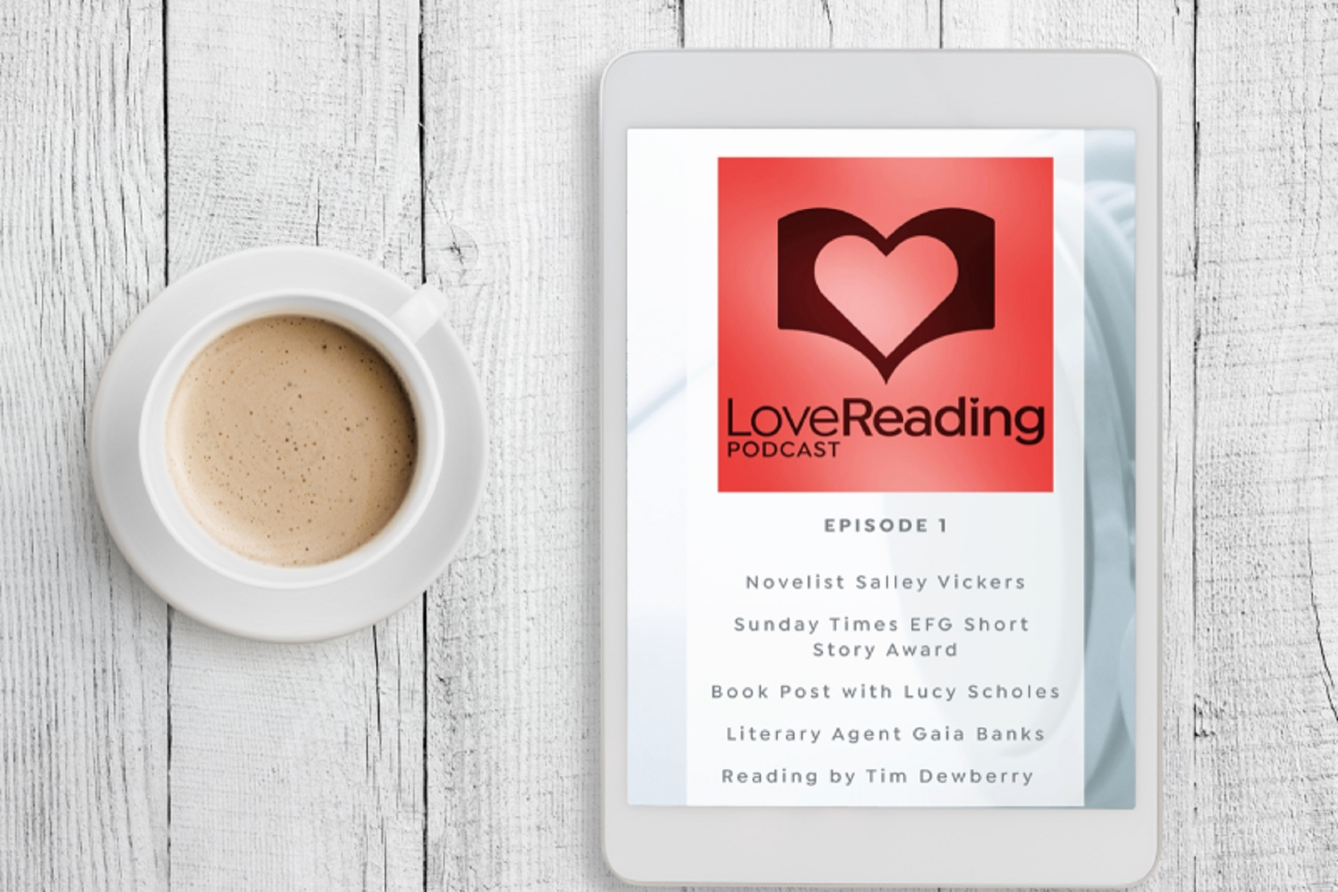 The LoveReading Podcast